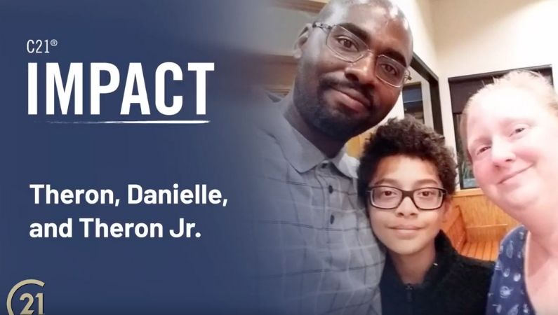 C21 Impact: We Gave $7,000 to a Des Moines Family, Here's Why