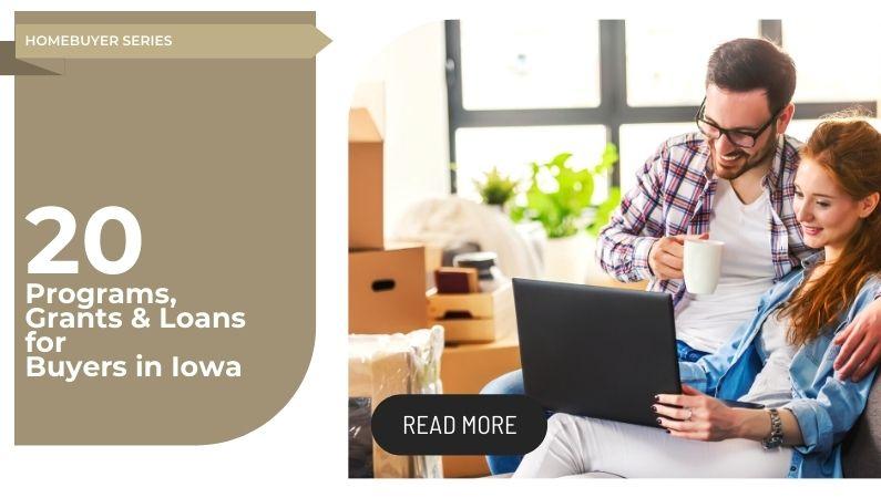 downpayment assistance Iowa