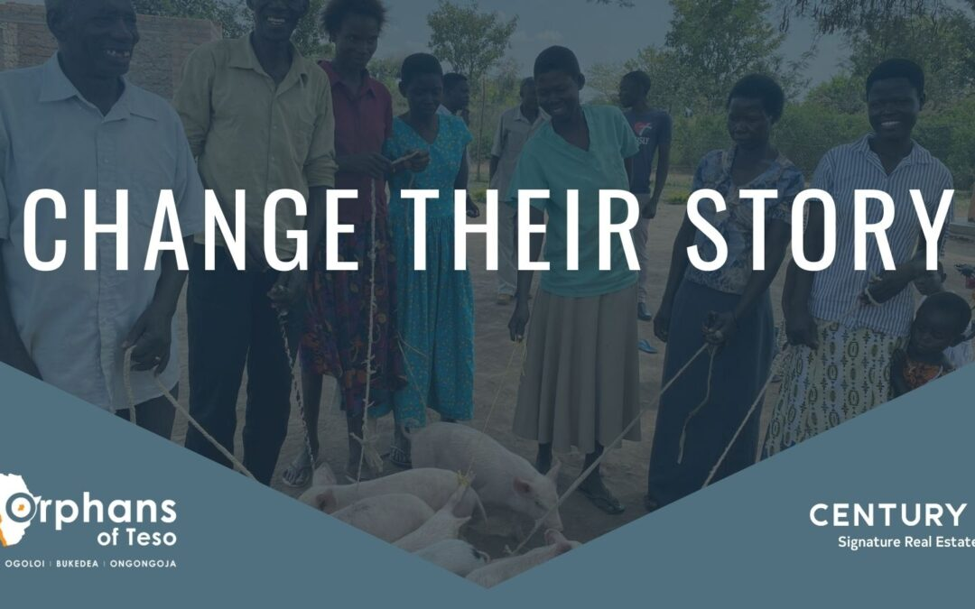 C21SRE & Orphans of Teso Raise More Than $44,000 for 2020 'Change Their Story' Campaign