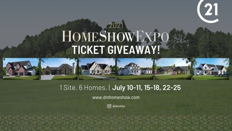 2021 Des Moines Home Show Expo in Iowa's First Agrihood – Plus Win Free Tickets!