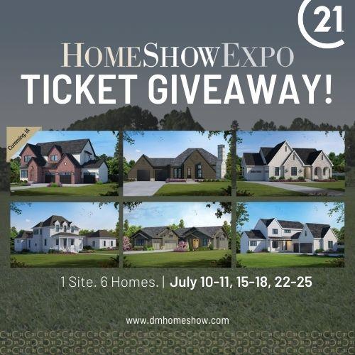 2021 Des Moines Home Show Expo
